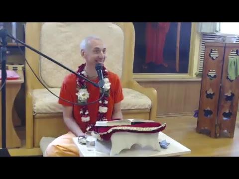 Шримад Бхагаватам 4.17.25 - Дамодара Пандит прабху