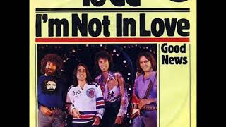 ANOTHER SUPER HIT FROM 10CC (I'M NOT IN LOVE), THIS IS MY VERSION.