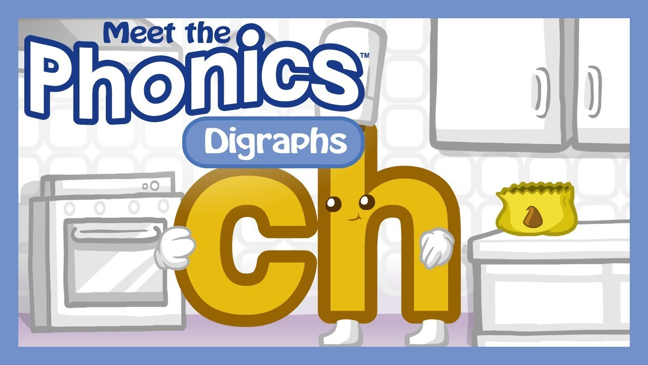 Download Meet the Phonics Digraphs - ch