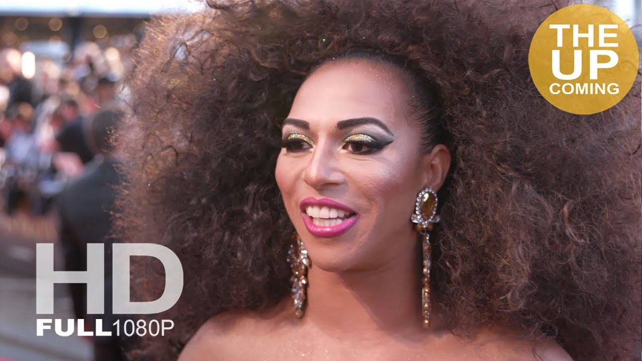 Shangela At A Star Is Born Premiere Interview Youtube