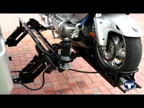 Blue Ox Sportlift III Motorcycle Lift