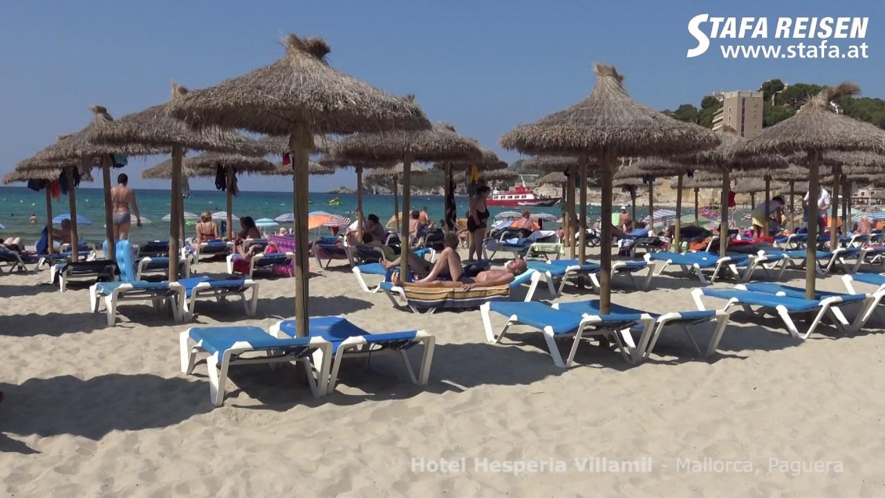 Hotel Hesperia Villamil Paguera Mallorca