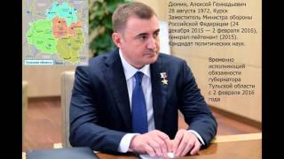 Алексей Дюмин (Кто такой ?)