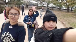 Going to Okayama Castle! 04.16.16