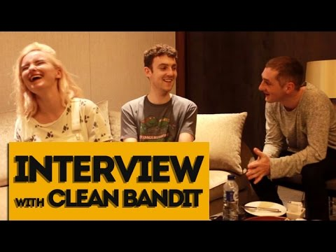 PRAMBORS INTERVIEW CLEAN BANDIT