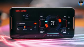 Asus Rog Gaming Phone Gaming Test Review