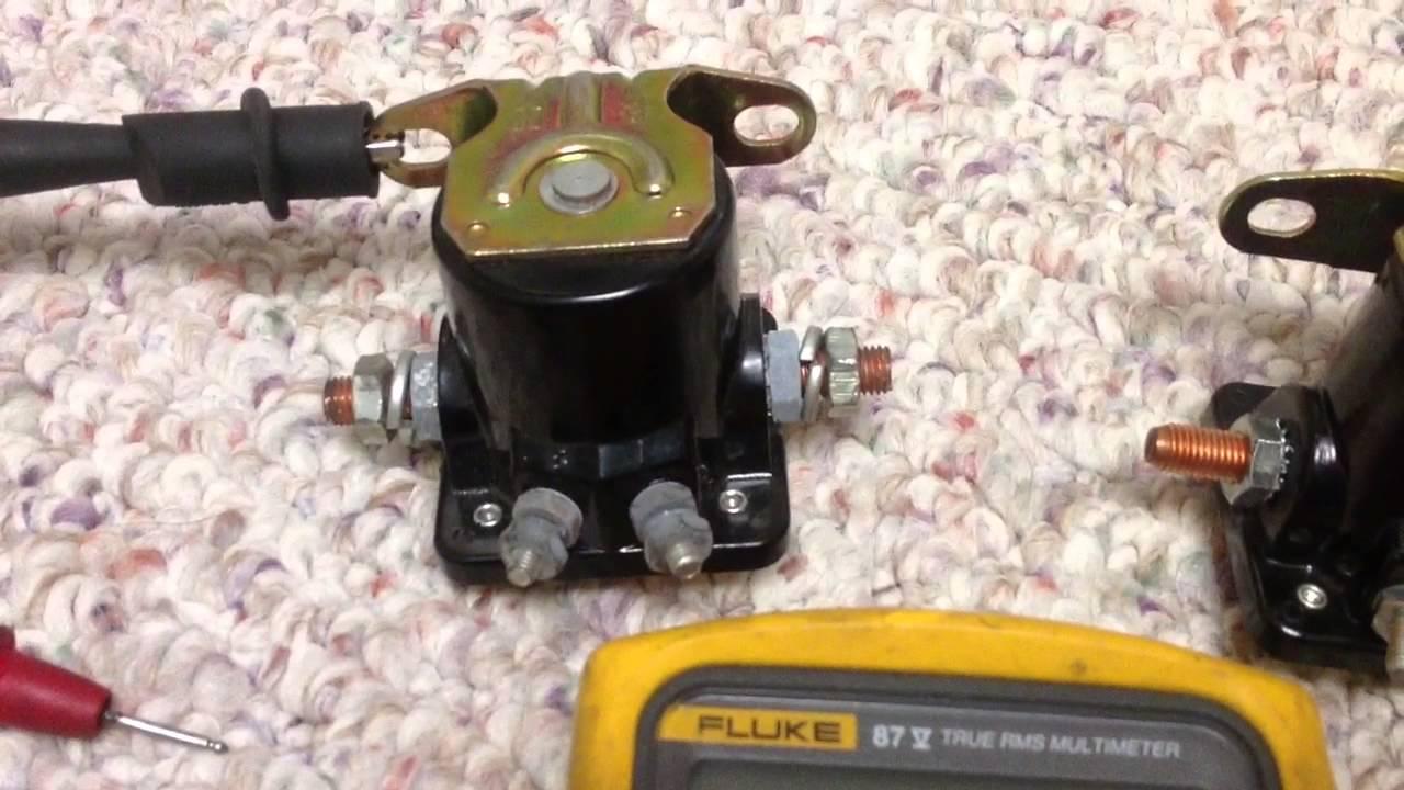 onan generator solenoid [ 1280 x 720 Pixel ]
