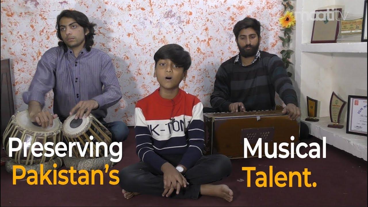 Preserving Pakistan's Musical Talent: Yushwa Mustaq