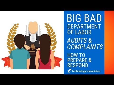 The Big Bad Department of Labor - Expertise in Business Webinar Series - Soule Law Firm