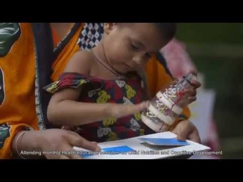 Investing in Healthy Mothers and Children in Bangladesh