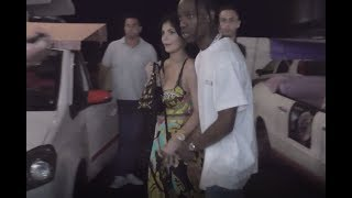 Kylie Jenner amazing! Walking in Capri (Italy) with Travis Scott