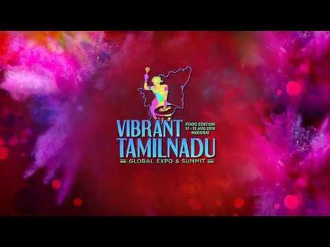 Vibrant Tamilnadu Teaser