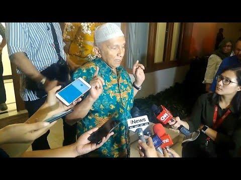 Penuhi Panggilan Penyidik, Amien Rais Ancam Bongkar Kasus Korupsi yang Mengendap Lama di KPK