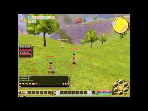 Flyff Gold – first timer gameplay
