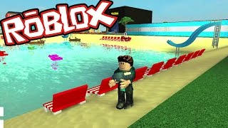 ROBLOX - LIFE in Paradise - Swimming with My Baby [Xbox One Edition]