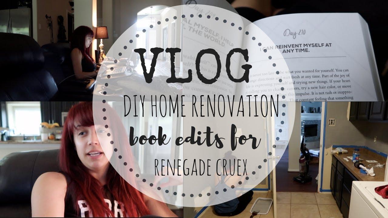 Vlog edits for renegade cruex diy home renovation youtube goals authorlife fandeluxe Images