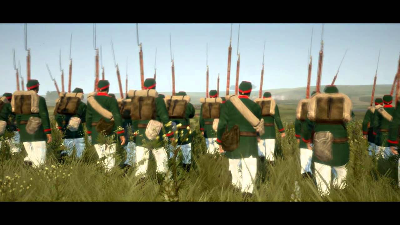 Empire Total War Russo Turkish War 1877 78 Mod Youtube