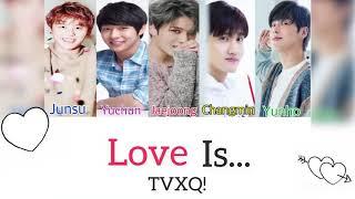【日本語訳】東方神起 동방신기(TVXQ!)-Love Is...