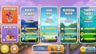 Angry Birds Rio Mod Apk V2.6.2 Unlimited Powers Up