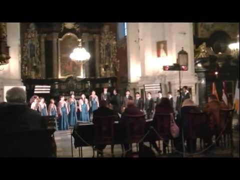 Hodie beata Virgo Maria / Ko Matsushita // Collegium Cantorum YOKOHAMA