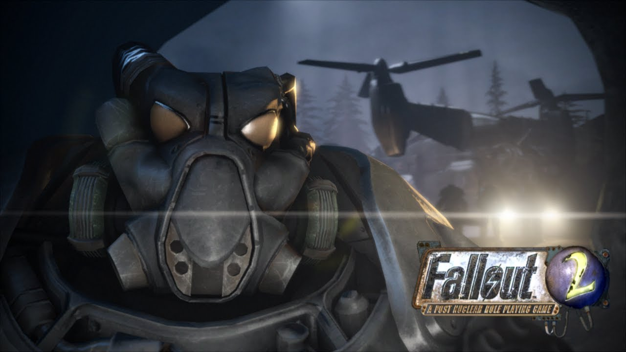 [SFM] Fallout 2 | Opening the Vault Intro Recreation