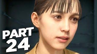 DEATH STRANDING Walkthrough Gameplay Part 24 - REUNITED (FULL GAME)