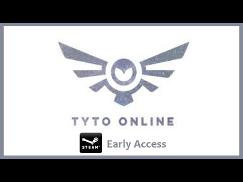 Let's Try Tyto Online - (MMORPG Science Based Game)