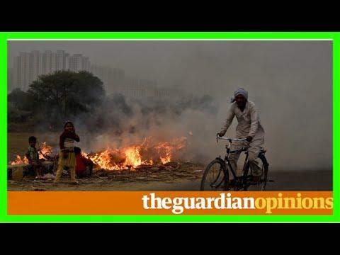 Breathless in delhi: a taste of environmental armageddon   brigid delaney's diary