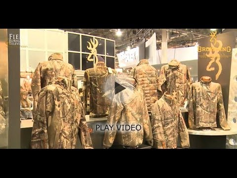 The New Range Of Browning Clothing