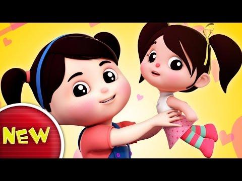 Miss Polly Had A Dolly | Nursery Rhymes | Farmees Kids Songs | Baby Rhymes