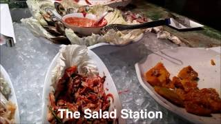 $25.95 Seafood Buffet Dinner( Sushi,Snow Crab Legs, Steak) @ Tokyo One in Houston, Texas