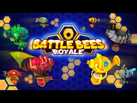 Battle Bees Royale For Pc - Download For Windows 7,10 and Mac