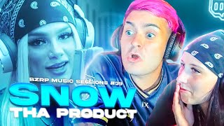 REACCIONANDO a BIZARRAP Music Sessions #39 || Snow Tha Product ❄