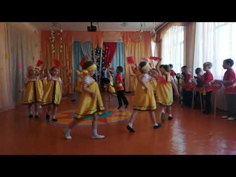 """2. Танцевальный коллектив """"Созвездие"""" По коням"""