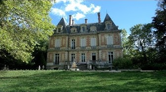 Französisches Schloss in Frankreich zu verkaufen - Hinz Real Estate