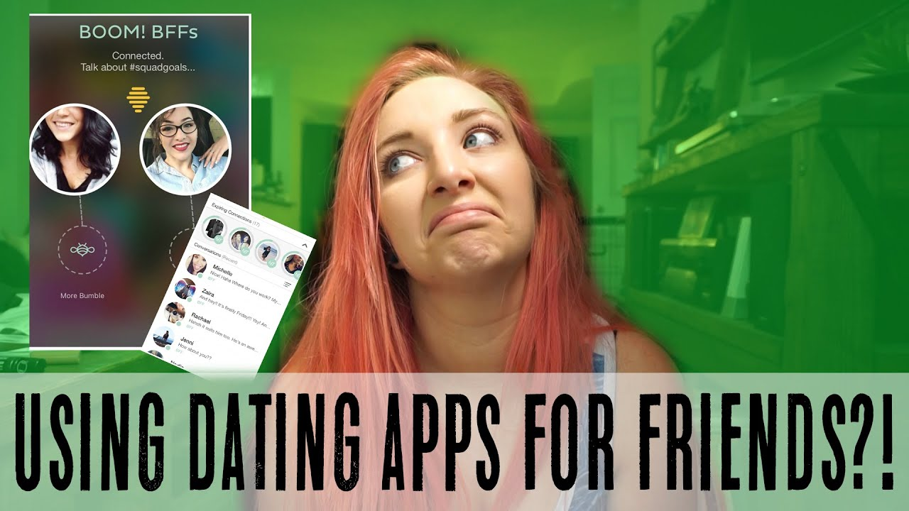 Friends dating app