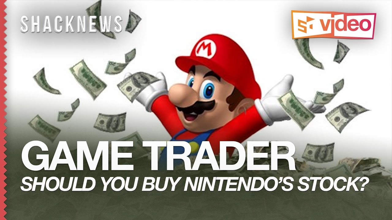 Game Trader: Nintendo Quarterly Buy Signal Appears On Stock Chart   Shacknews