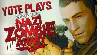 Sniper Elite | NAZI ZOMBIE ARMY: Cathedral of Resurrection FINALE (Campaign/gameplay)