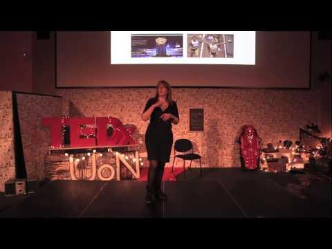 The Future Of TV | Liz Evans | TEDxUoN