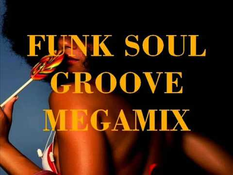 FUNK SOUL GROOVE DISCO MIX BY STEFANO DJ STONEANGELS