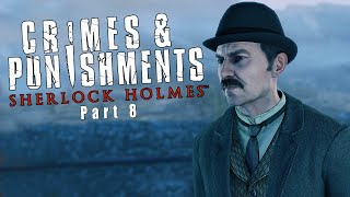 Let's Play Sherlock Holmes: Crimes and Punishments - Part 8 - Abductive Reasoning