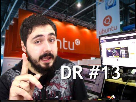 Porque eu uso Ubuntu, Arch, Debian, Snappy e mais! - DR #13