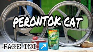 Download Video CARA MERONTOKAN CAT | DIJAMIN 100% RONTOK !!! MP3 3GP MP4