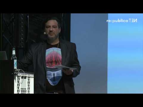 re:publica 2016 – Boris Moshkovits: The Grass is always Greener on the other side on YouTube