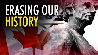 John A. Macdonald statue removed for