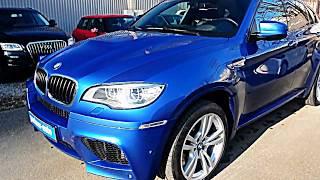 BMW X6 M I (E71) Рестайлинг 4.4 AT (555 л.c.) 2014г
