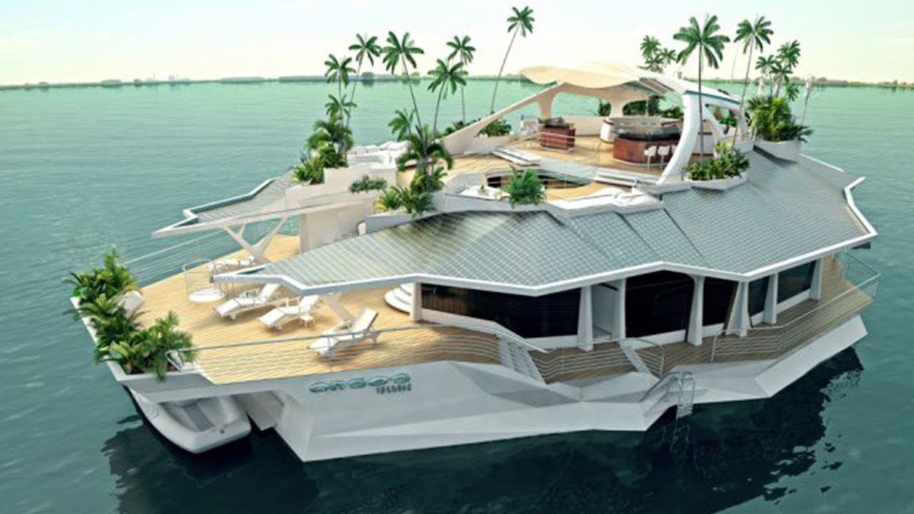 12 12 Million Floating House ORSOS Artificial Islands Cool Orsos Island Orsos