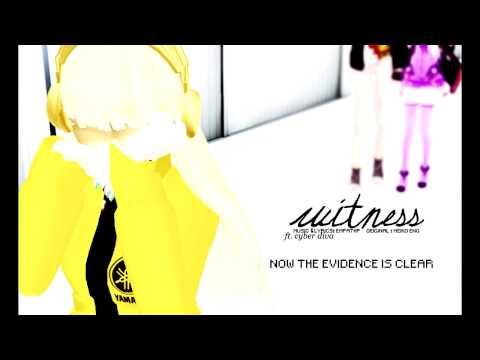 【CYBER DIVA】Witness