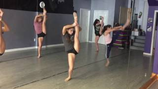 Piece by piece - lyrical dance choreography