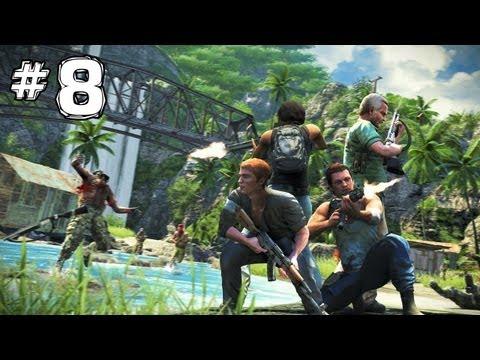 Cùng chơi Far Cry 3 #8: Giờ cao điểm (1/2) (Co-op w/ Trollgamerlvmax)